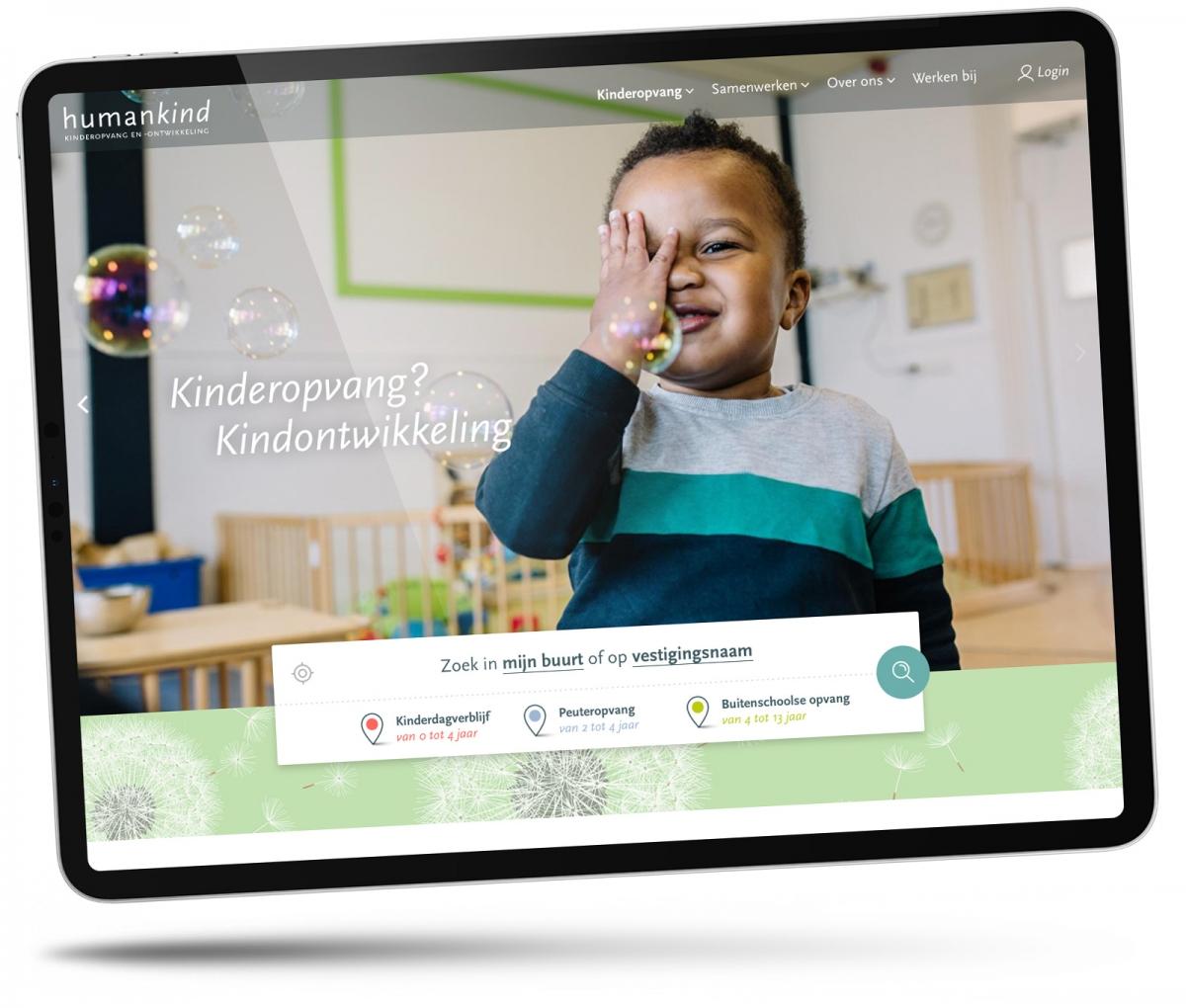 Humankind: Kinderopvang? Kindontwikkeling