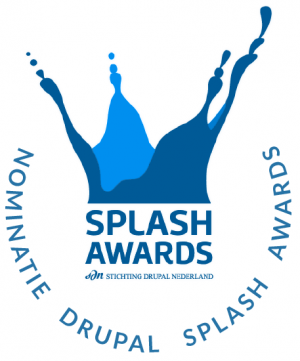 Nominatie Drupal Splash Awards